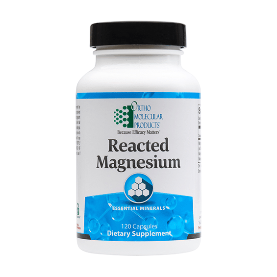 reacted magnesium bottle