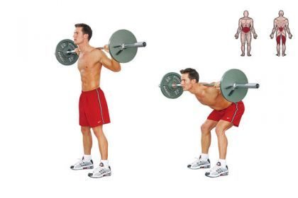 Good Mornings for a Strong Posterior Chain
